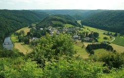 Frahan belgium. Frahan a village in the belgium ardennen stock photography