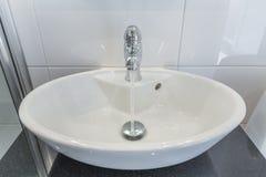 Frais et eau propre Image libre de droits