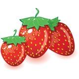 fraise illustration de vecteur
