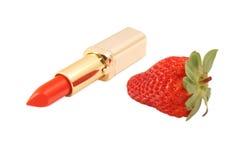 fraise de rouge à lievres Photos libres de droits
