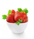 fraise fraîche Photos stock