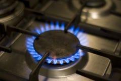 Fraise-mère de gaz Image libre de droits