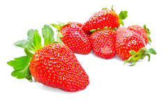 Fraise rouge Images stock