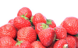 fraises Photographie stock libre de droits