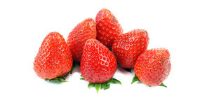 Fraises Photo stock