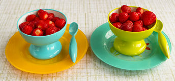 Fraises Photos stock