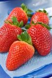 fraises Photo libre de droits