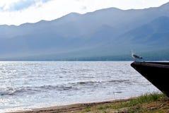 frajera jezioro Zdjęcia Royalty Free