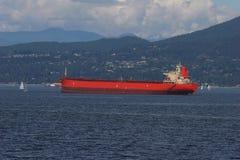 fraktbåt Royaltyfri Foto