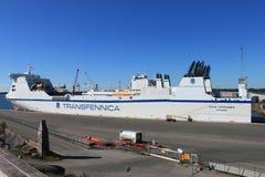 fraktbåt Arkivfoton