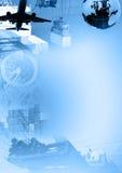 fraktmall vektor illustrationer