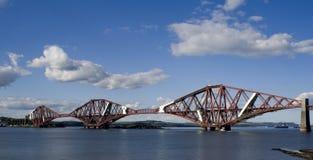 Framåt bro Royaltyfri Bild