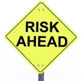 framåt kommande risk stock illustrationer