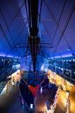 Fram Museum. Polar Ship Fram at the Fram Museum in Oslo. Norway stock images