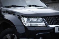Framdel av bilen Royaltyfri Fotografi