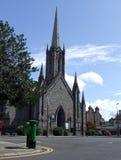 Framdel av kyrkan i Rathmines, Dublin Ireland Arkivbild