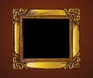 Frame 03. Elegant Frame Illustration, Vector file easy to edit or change color royalty free illustration
