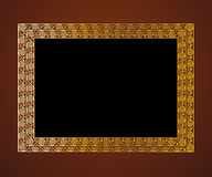Frame 13. Elegant Frame  Illustration, Vector file easy to edit or change color Stock Images