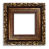Frame. Isolated frame on white background royalty free stock photos