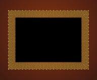 Frame 16. Elegant Frame Illustration, Vector file easy to edit or change color stock illustration