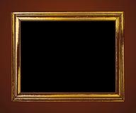 Frame 17. Elegant Frame  Illustration, Vector file easy to edit or change color Royalty Free Stock Photo