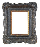 Frame. Old square photo frame for your text or images Royalty Free Stock Images