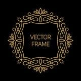 Frame3 royalty-vrije illustratie