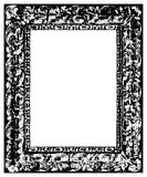 Frame. An image of an antique frame Stock Images