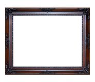 Frame. Photo of a frame Royalty Free Stock Photography