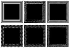 Frame abstrato ilustração stock