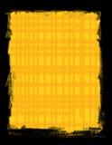 Frame abstrato de Grunge Ilustração do Vetor