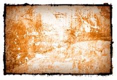 Frame abstrato do fundo do grunge Fotos de Stock Royalty Free