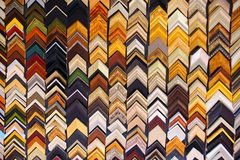 Frame angle. They are very colorful  and beautiful design Stock Photo
