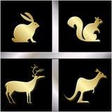 Frame animal Fotos de Stock Royalty Free