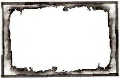 Frame antigo da foto ilustração royalty free