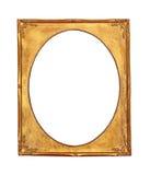 Frame antigo do ouro Imagem de Stock Royalty Free