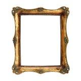 Frame antigo. Imagem isolada. Imagens de Stock Royalty Free