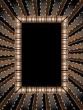 Frame antiquado   Imagens de Stock