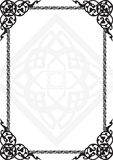 Frame Arabic Stock Image