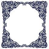Frame Art Nouveau Royalty Free Stock Images