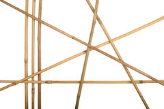frame bamboo Royalty Free Stock Photo