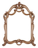 Frame. Baroque picture frame to put your own pictures in Stock Images