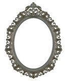 Frame. Baroque picture frame to put your own pictures in Stock Image