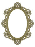 Frame. Baroque picture frame to put your own pictures in Stock Photos