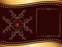 Frame Border Design Royalty Free Stock Image