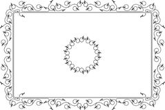 Frame Border Design Stock Photos