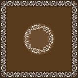 Frame Border Design Stock Image