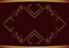 Frame Border Design Royalty Free Stock Images