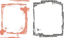 Frame and Borders Series Royalty Free Stock Photography