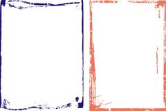 Frame and Borders Series Royalty Free Stock Image